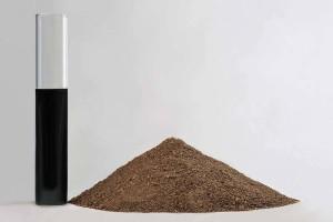 Olio e farine di sansa