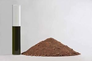 Olio e farine di vinacciolo